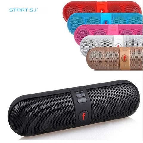 Bluetooth Portable Speaker with Mic Hand-free For iPhone Samsung Tablet PC High quality