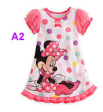 Kids Girls Baby Toddler Clothes Princess Party Costume Dress
