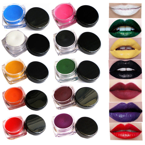 1pcs Waterproof Lipstick 9 Colors To choose from