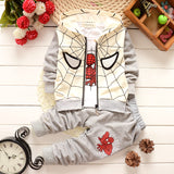 Kids Clothing sets Casual clothes Coat Pant t shirt