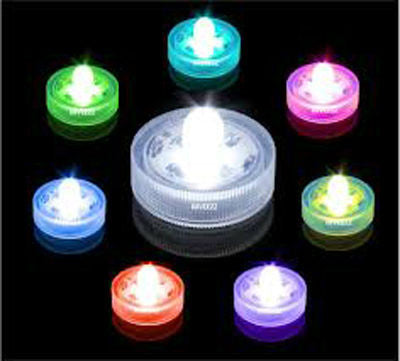 SUBMERSIBLE Waterproof LED 10pcs lot