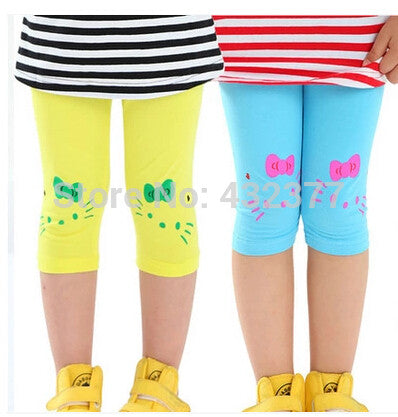 girls' leggings Pants