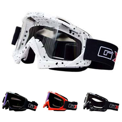 New fashion motocross goggles windproof glasses ski goggles sale
