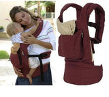 Popular 2 Colors Red and Blue Baby Carrier Baby Sling Infant Carriers Kid Keeper Cotton