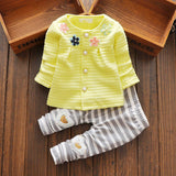Infant Girl Full Clothing Baby Girls Suit Sets