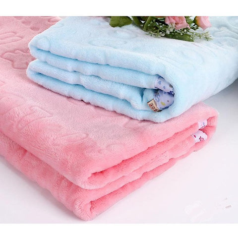 summer swaddle soft coral fleece blanket&swaddling Top quality wrap envelop parisarc  BC016