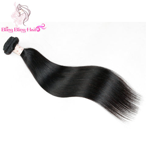 1 Bundle Grade 7A Unprocessed Virgin Queen Hair Products 1pc Human Hair On Sale