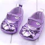 Lovely Toddler Baby Girl Soft Sole Flower Prewalker Crib  Shoes NEW