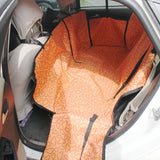 Car Seat Cover Dog Cat Waterproof