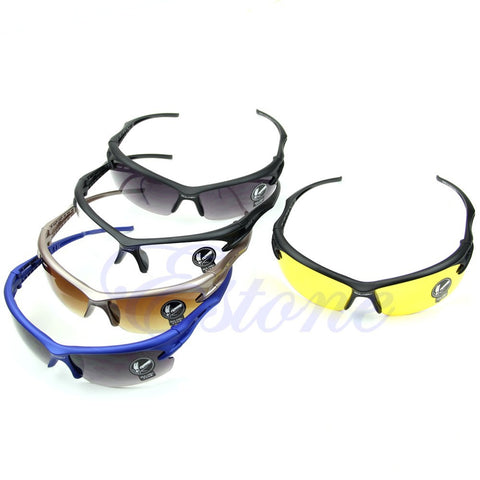 New Hot Motocycle Cycling Riding Running Sports UV Protective Goggles Sunglasses