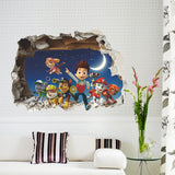 Diyallpaper vinyl Wall Stickers Removable 64*100CM