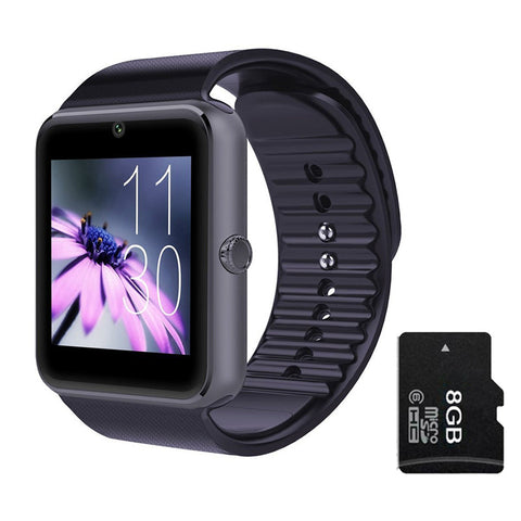 Clock Sync Notifier Support Sim TF Card Bluetooth Connectivity Apple iphone Android Phone