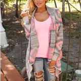 Autumn Clothing Winter Shrug Sweater Long Sleeve Casual Loose Blouse Knitwear Jacket 18