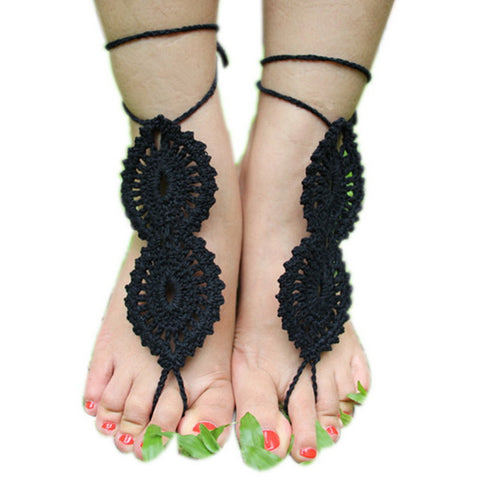 Foot Decoration Anklet Barefoot Sandals Beach Pool Yoga Beach Wear Anklet