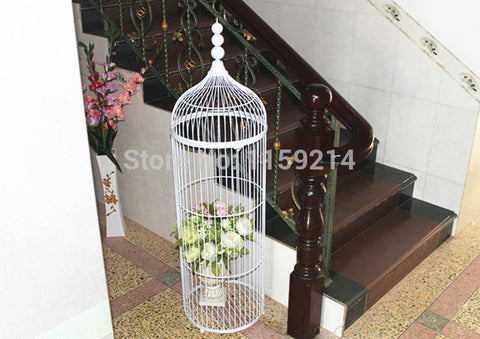 European and American style bird and  pet  age Living room decoration