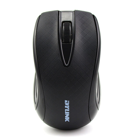 2.4GHz Wireless Mouse w/ 3 Buttons