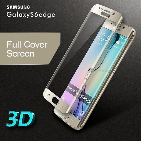 3D Curved Surface Full Screen Explosion-Proof Cover