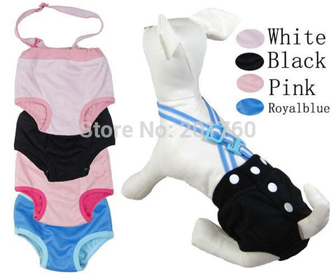sanitary pants accessories