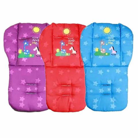 Child Cart Seat Cushion Stroller cushion