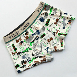 6pcs/LotBrief Boys Underwear Cartoon Panties Clothing next