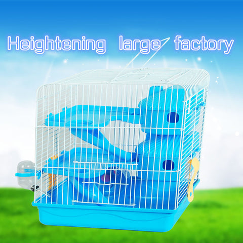 Heightening Three layers hamster cage