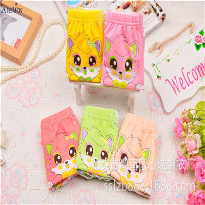 5pcs Underpants Girls