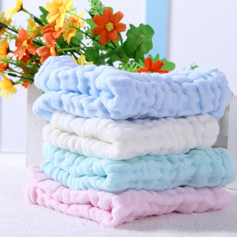 2pcs/Set 6 layers Sweat Absorbing towels/bibs