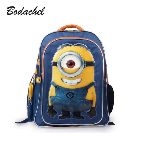 Minion backpack  bag