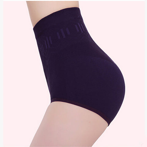 Girdle Body Shaper Underwear Pure Cutton Slim Tummy Knickers Pants Underwear