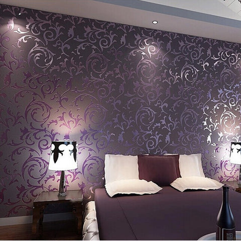 3D fashion wallpaper we need size of wall to give exact price