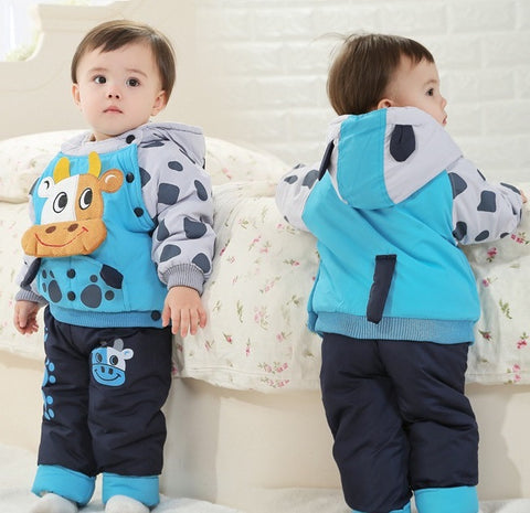 baby winter suit boys or girls