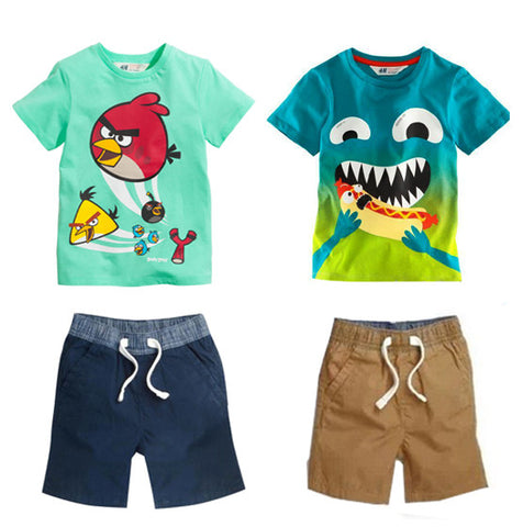 1 Boy suit/ Boy clothes/ Kid set/ Tops + Pants