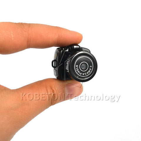 2.0 Mega Pixel Pocket Video Audio Digital Camera Mini Record DVR