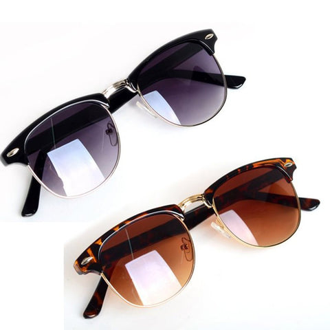 Fashion Eyewear Classic Retro Unisex Avaitor Sunglasses Glasses 2 Colors