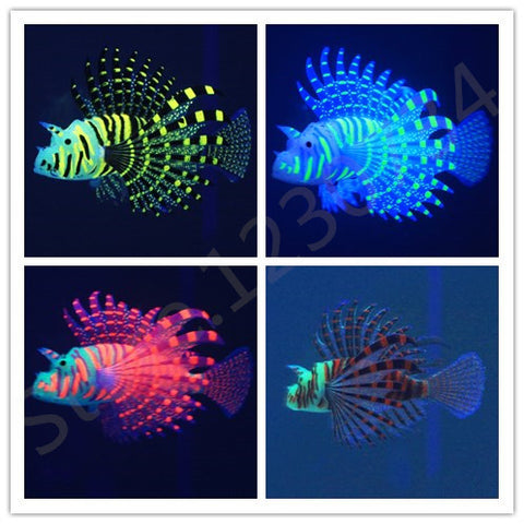 ,Artificial Ornament Fish Tank Decoration,4 colors