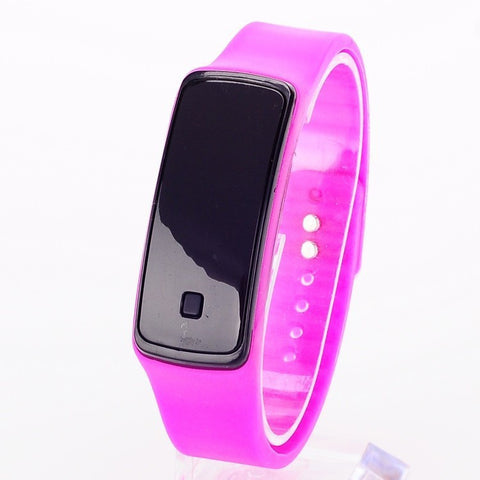LED Watch Sport Watch For Women Men Kids Wristwatch Relogio Feminino