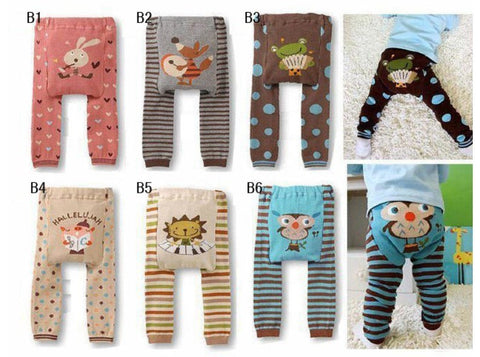 Leggings Kids Clothes 3-24 M