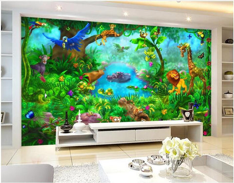 3d fairy tale world children wall murals wallpaper we need size to give exact price