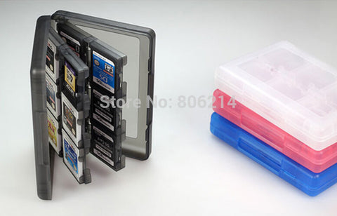 28 in 1 Holder Case Box For Nintendo DS / DS Lite / DSi / 3DS / 3DS XL/LL