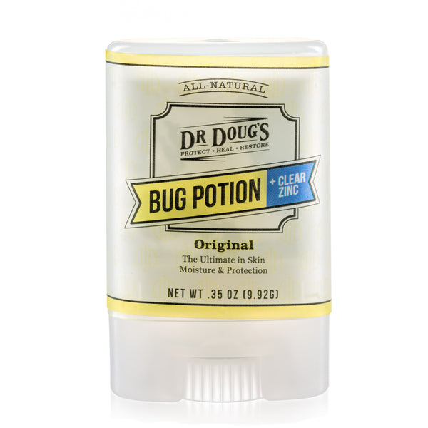 Bug Potion + Clear Zinc - Dr. Doug's Miracle Balms