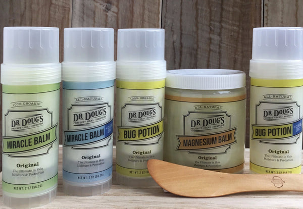 Infinitus Kit - Dr. Doug's Miracle Balms