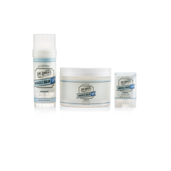 Miracle Balm + Clear Zinc - Dr. Doug's Miracle Balms