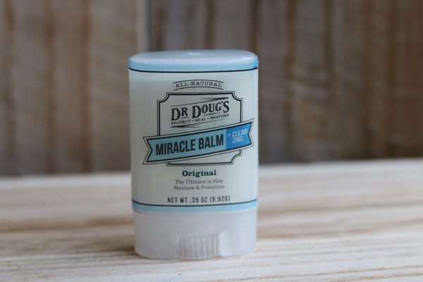 Miracle Balm + Clear Zinc