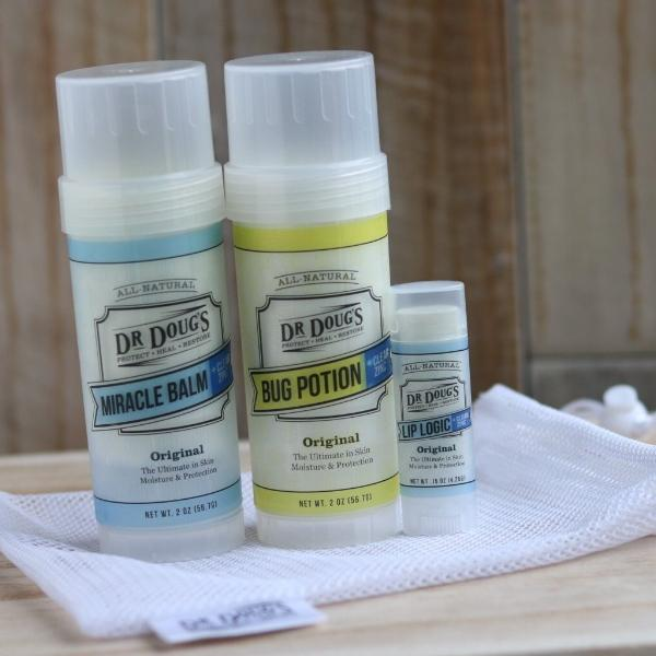Fun in the Sun Kit - Dr. Doug's Miracle Balms