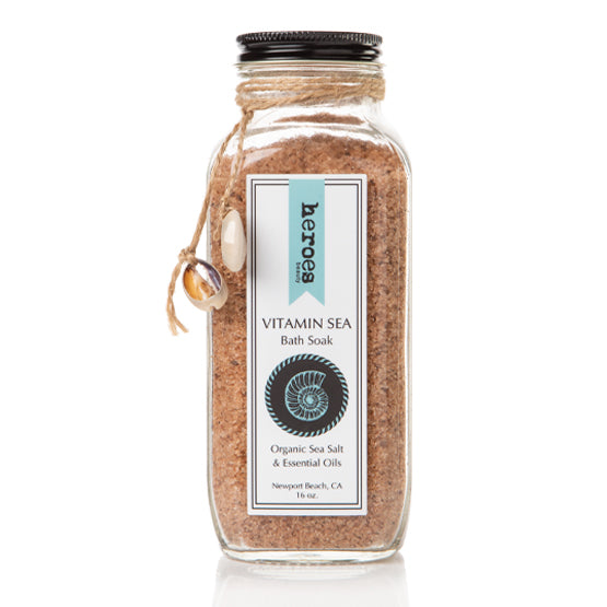 Vitamin Sea Bath Soak - large 16 oz