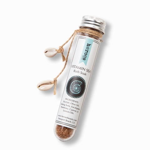 Vitamin Sea Bath Soak - Small 30 ml