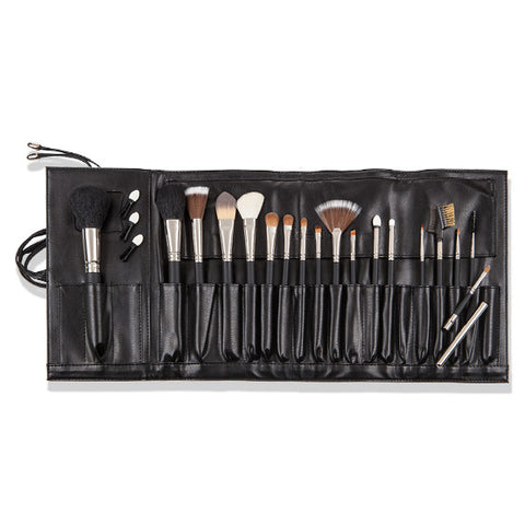 18 Piece Brush Set - Hollywood Professional