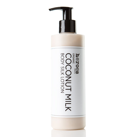 Coconut Milk Body Silk Lotion 8oz