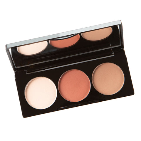 Desert Sunset-Mineral Eyeshadow Trio