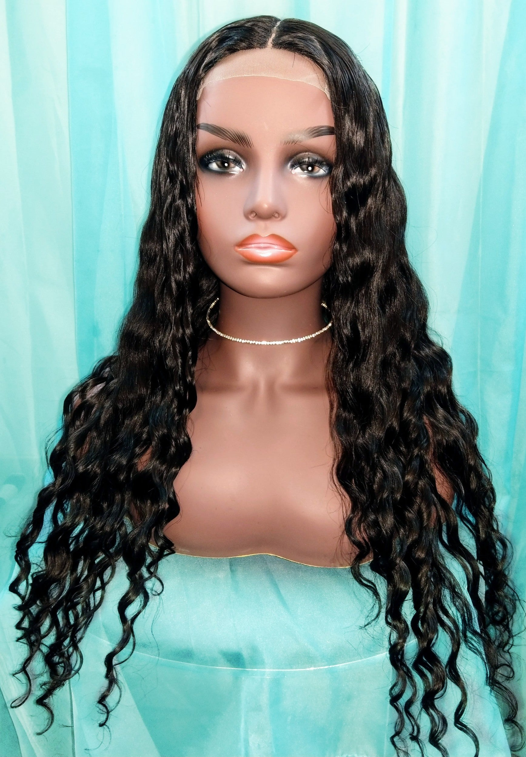 Ocean Wave Closure Unit - Kissable Curls